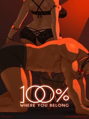 100 Percent Part 2- Gutsy 8muses Porncomics