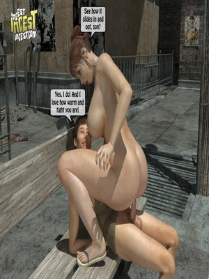 8muses 3D Porn Comics 3D Incest- Mom And Her Bad Boy image 24
