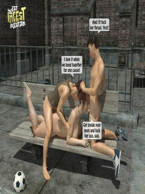 8muses 3D Porn Comics 3D Incest- Mom And Her Bad Boy image 31