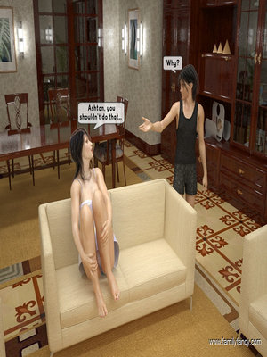 8muses Incest Comics 3DFamilyFantasy- Deep one up mommyu2019s ass image 07