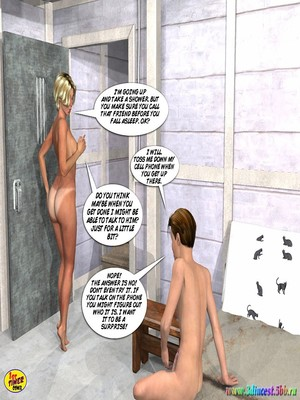 8muses Incest Comics 3DIncest- Mom Always Says Yes! image 22