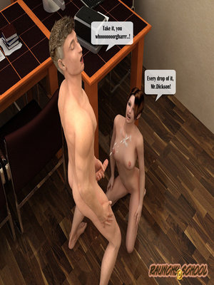 3DIncest- To suck member of chief 8muses 3D Porn Comics