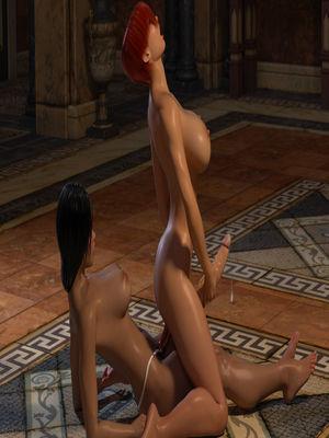 8muses 3D Porn Comics 3DZEN- Messed up- Miniset [Affect3D] image 04