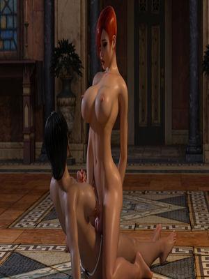 8muses 3D Porn Comics 3DZEN- Messed up- Miniset [Affect3D] image 06