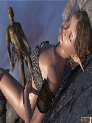 3DZen Sanda Captured By The Goblin 8muses 3D Porn Comics
