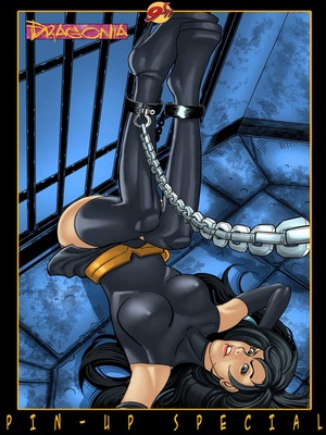 8muses Porncomics 9 Super Heroines – The Magazine 9 image 20