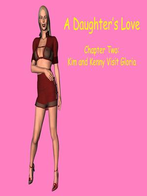 A Daughter's Love 2- 3D Incest 8muses 3D Porn Comics