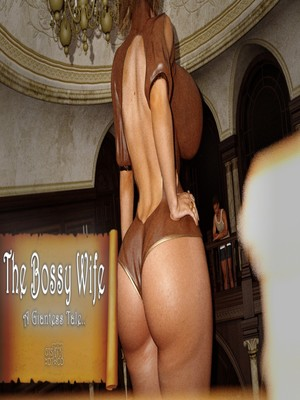 A Giantess Tale- The Bossy Wife 8muses 3D Porn Comics
