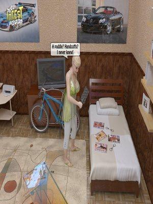 8muses 3D Porn Comics, Incest Comics A Mother Punishes Son image 07