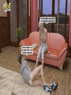 8muses 3D Porn Comics, Incest Comics A Mother Punishes Son image 25