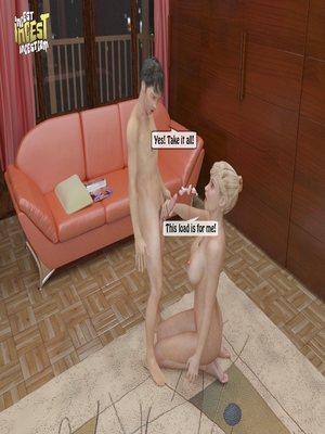 8muses 3D Porn Comics, Incest Comics A Mother Punishes Son image 48