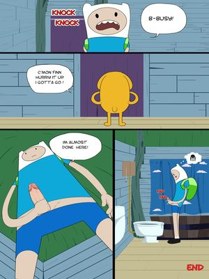 8muses Adult Comics Adventure Time- Desire For the Color Lust image 16
