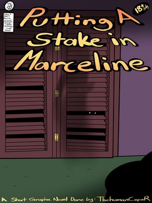 Adventure Time- Putting A Stake in Marceline 8muses Adult Comics