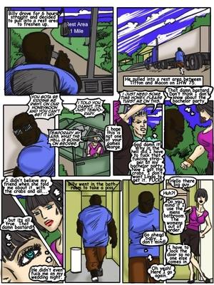 Adventures of Big Mack- Georgia 8muses Interracial Comics