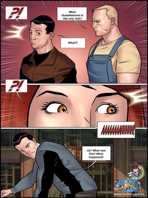 8muses Adult Comics Adventures of Lia 6 – Part 1- Seiren image 08