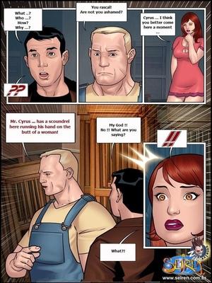 8muses Adult Comics Adventures of Lia 6 – Part 1- Seiren image 09