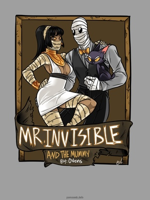 Adventures Of Mr invisible 4 8muses Adult Comics