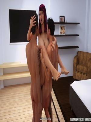 8muses 3D Porn Comics (Affect3D) – Lana's Fuck Fest 1 image 73