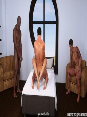 8muses 3D Porn Comics (Affect3D) – Lana's Fuck Fest 1 image 88