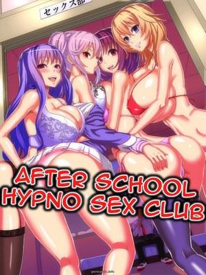 After School Hypno Sex Club 8muses Hentai-Manga