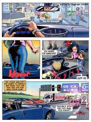 Alraune – Toni Greis 8muses Adult Comics