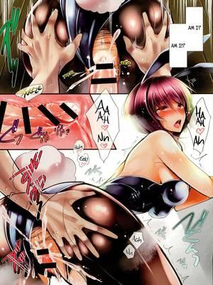 8muses Hentai-Manga Amane Ruri- The Bunny Girl Trap image 05