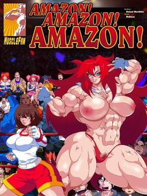 Amazon-Amazon-Amazon 8muses Porncomics