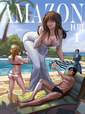 Amazon Hotel 1- Giantessfan 8muses Adult Comics