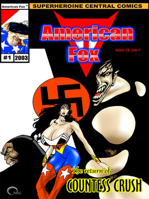 8muses Porncomics American Fox – Return of Countess Crush image 01