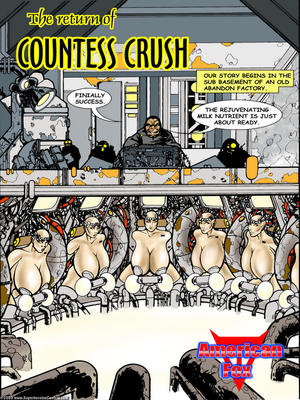 8muses Porncomics American Fox – Return of Countess Crush image 02