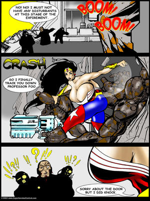 8muses Porncomics American Fox – Return of Countess Crush image 04