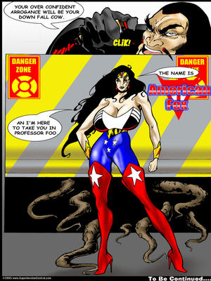 8muses Porncomics American Fox – Return of Countess Crush image 06