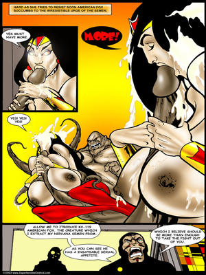 8muses Porncomics American Fox – Return of Countess Crush image 09
