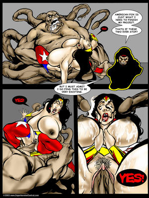 8muses Porncomics American Fox – Return of Countess Crush image 10