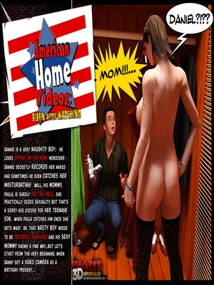 American Home Video- Incest3DChronicles 8muses 3D Porn Comics