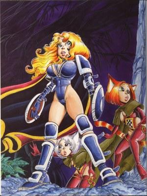 8muses Adult Comics Amerotica- Saphire Vol.2 image 02
