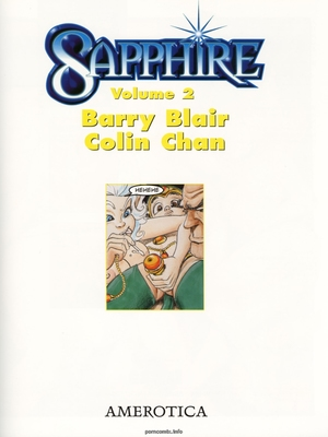 8muses Adult Comics Amerotica- Saphire Vol.2 image 03