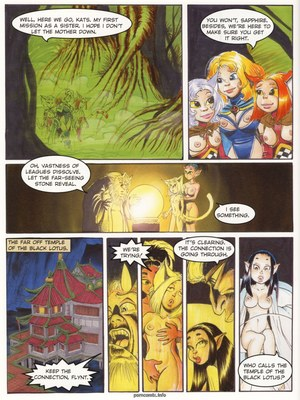 8muses Adult Comics Amerotica- Saphire Vol.2 image 11