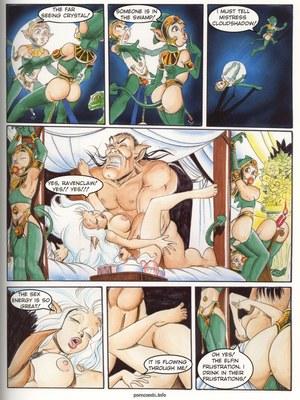 8muses Adult Comics Amerotica- Saphire Vol.2 image 14