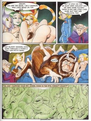 8muses Adult Comics Amerotica- Saphire Vol.2 image 22
