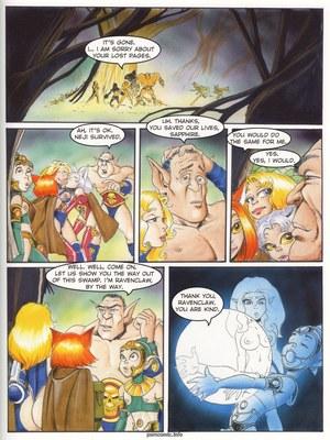8muses Adult Comics Amerotica- Saphire Vol.2 image 32