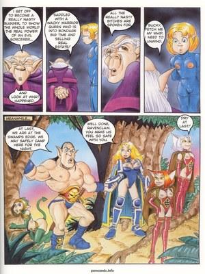 8muses Adult Comics Amerotica- Saphire Vol.2 image 34