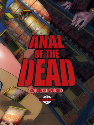 Anal of The Dead,Hentai 8muses Incest Comics
