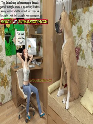 8muses 3D Porn Comics, Incest Comics Animal Sex in Incest Family 2 image 02