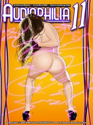Audiophilia 11- Mind Control 8muses Adult Comics