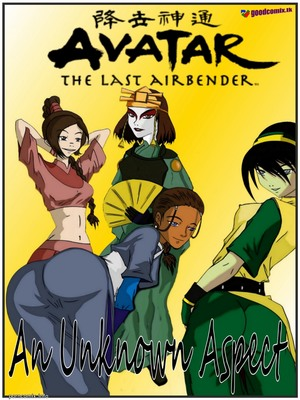 Avatar Last Airbender- An Unknown Aspect 8muses Adult Comics
