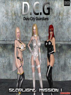 B69- Starlight Mission One 8muses 3D Porn Comics