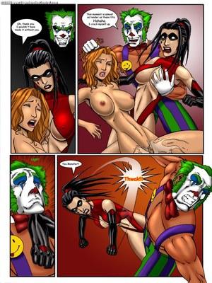 8muses Porncomics Babe Brigade- DeucesWorld image 07