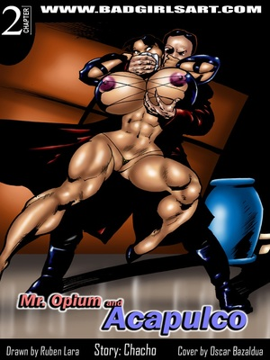 Bad Girl- Mr. Opium and Acapulco 8muses 3D Porn Comics