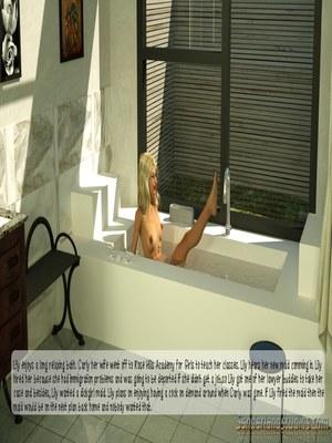 Bathtime – The Maid's Blowjob- Senderland Studios 8muses 3D Porn Comics
